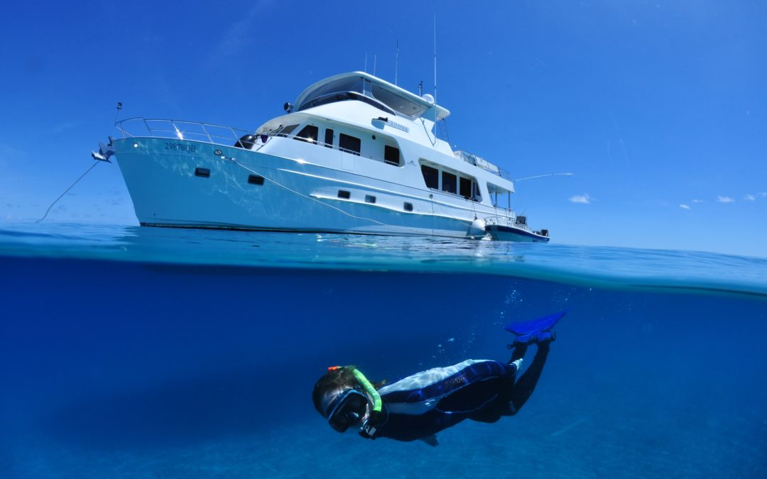Private Yacht Charter, Cairns – Great Barrier Reef